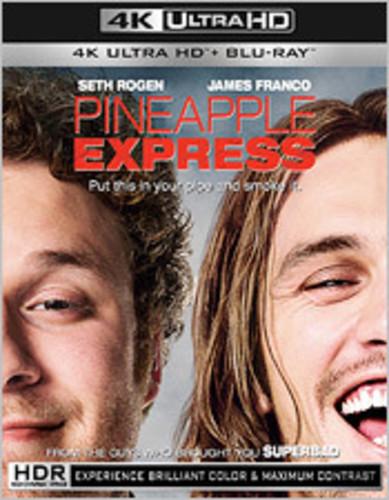 Pineapple Express [4K Ultra HD Blu-ray/Blu-ray]