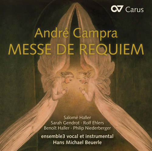 Andre Campra: Messe De Requiem
