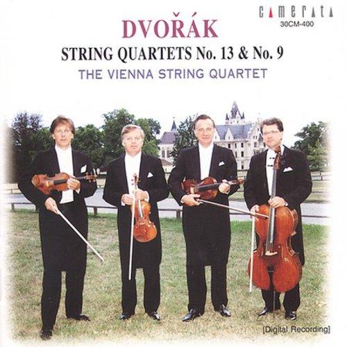 String Quartet 9 & 13