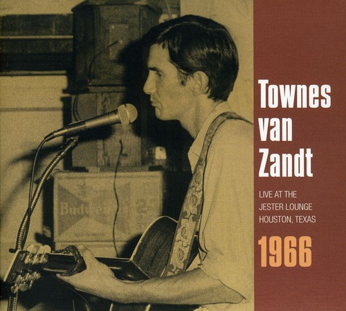 Townes Van Zandt-Live At The Jester Lounge-Houston,Texas 1966