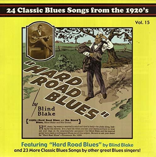 Hard Road Blues (Various Artists)