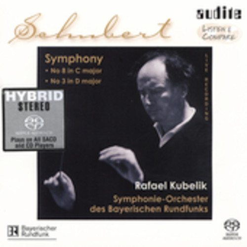 Symphonies 8 & 3