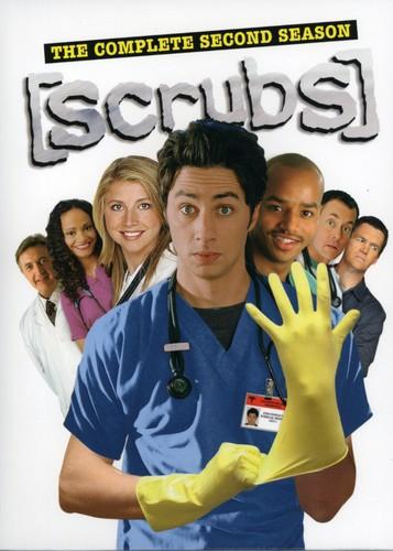 Scrubs: The Complete Second Season