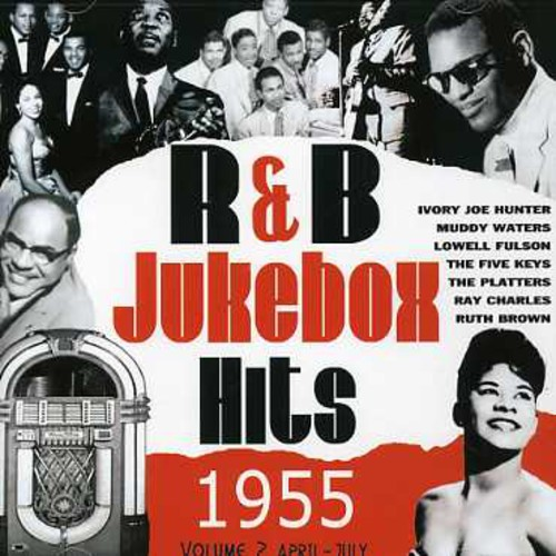 R&B Jukebox Hits 1955, Vol. 2