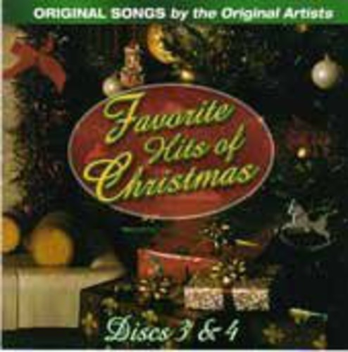 4-Favorite Hits of Christmas 3 /  Various