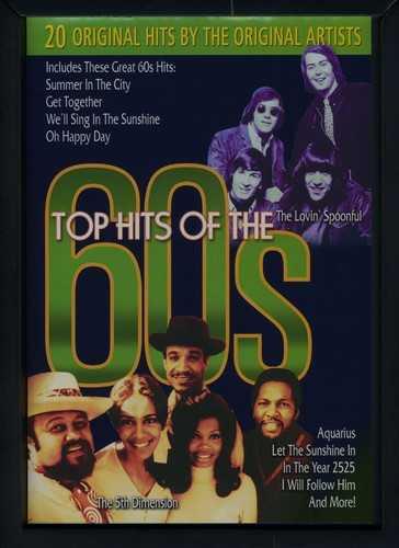 Top Hits of the 60s /  Various
