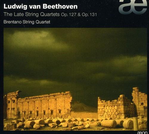 Late String Quartets Op 127 & Op 131