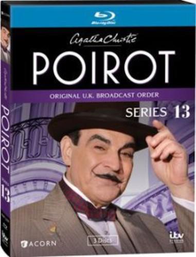 Agatha Christie's Poirot: Series 13