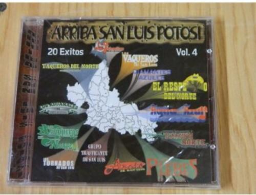 Arriba San Luis Potosi, Vol. 4