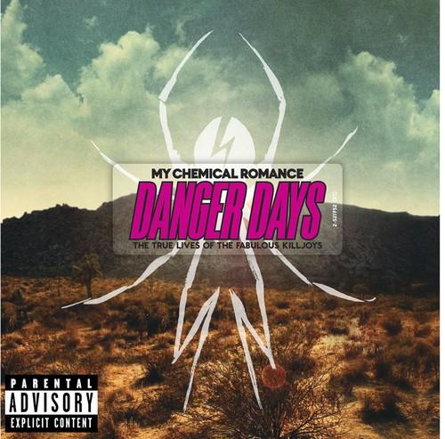 My Chemical Romance-Danger Days: The True Lives Of The Fabolous Killjoys
