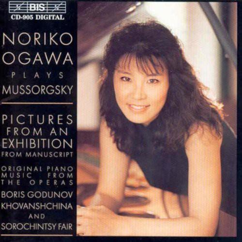 Pictures [Piano Manuscript] /  Opera Music