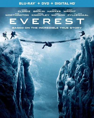 Everest [Blu-ray/DVD]
