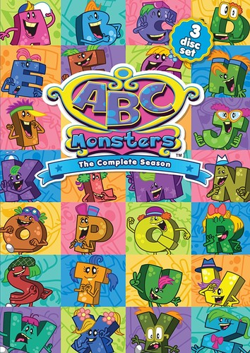 ABC Monsters: The Complete Season