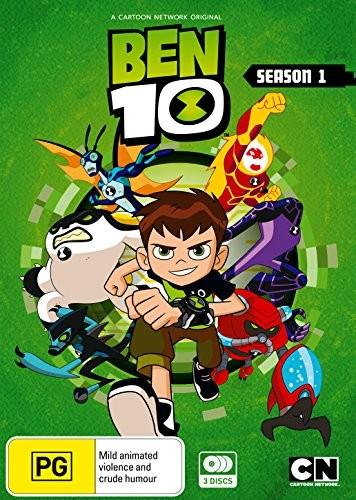 Ben 10: Season 1 [Import]