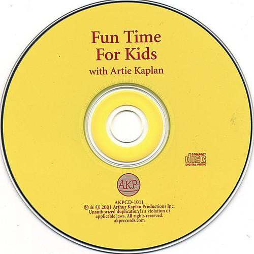 Fun Time for Kids W/  Artie Kaplan