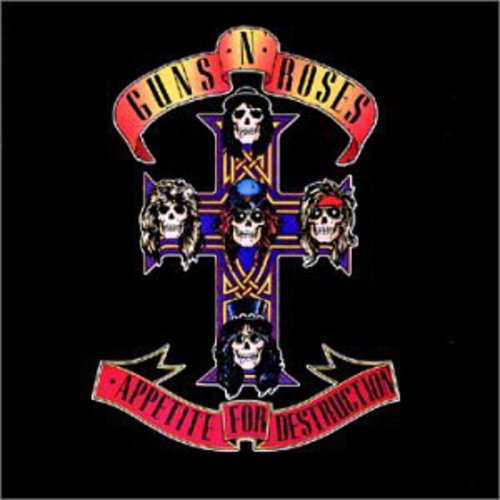 Guns N' Roses-Appetite for Destruction