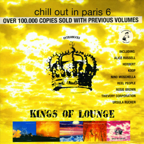 Chill out in Paris, Vol. 6