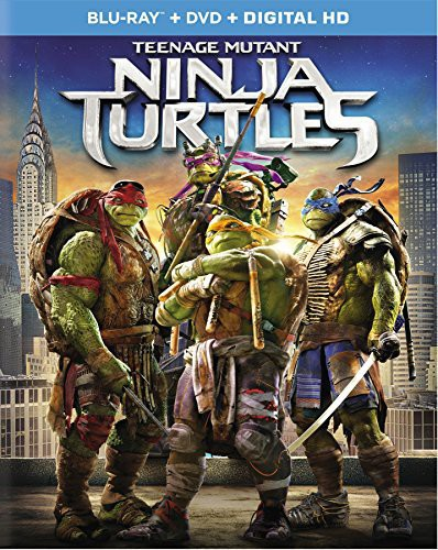 Teenage Mutant Ninja Turtles [2 Discs] [Blu-ray/DVD]