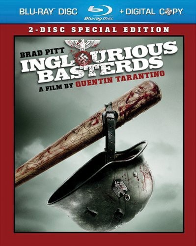 Inglourious Basterds [Special Edition] [2 Discs] [Blu-ray]