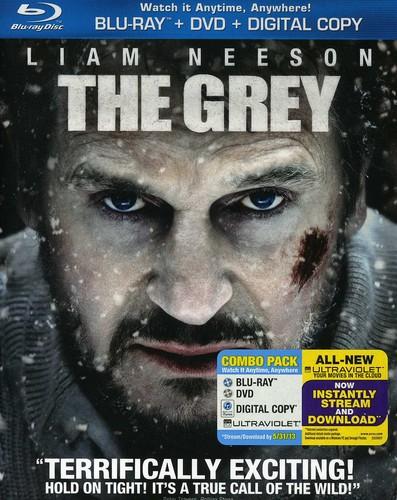 Grey [2 Discs] [UltraViolet] [Blu-ray/DVD]