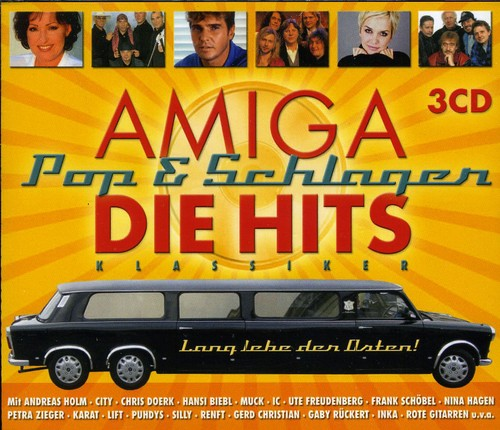 Amiga: Die Hits /  Various [Import]