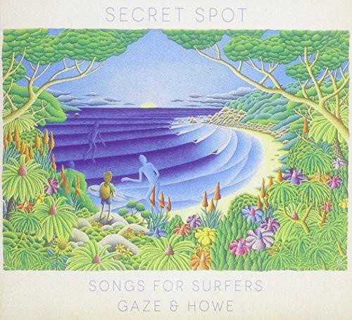Secret Spot: Songs for Surfers [Import]