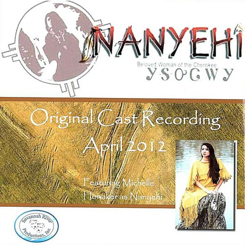 Nanyehi-Beloved Woman of the Cherokee /  O.C.R.