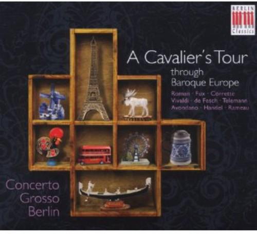 Cavalier's Tour Through Baroque Europe
