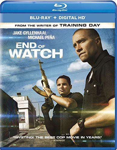 End of Watch [UltraViolet] [Blu-ray]