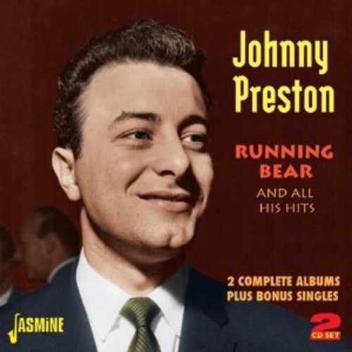 Running Bear & All His Hits-2 Complete Albums Plus [Import]