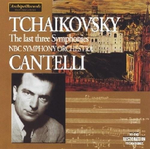 Sinfonien 45 & 6 /  NBC Orch