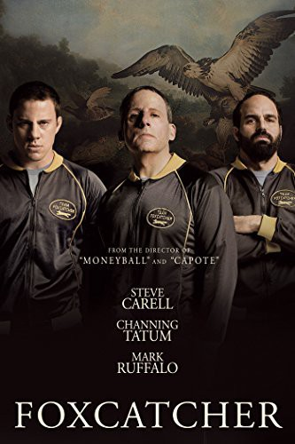 Foxcatcher [UltraViolet] [Blu-ray]