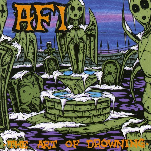 A.F.I.-The Art Of Drowning