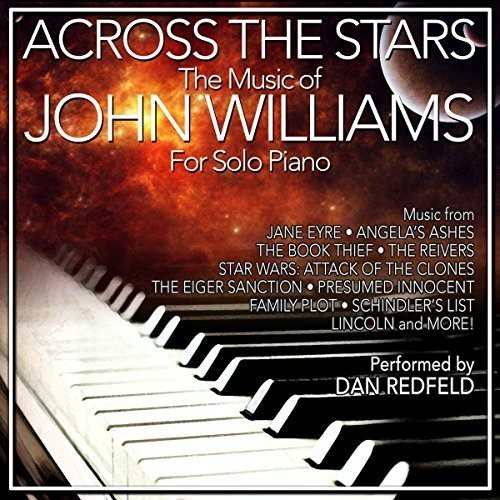 Across the Stars: The Film Music of John Williams for Solo Piano (Original Soundtrack)