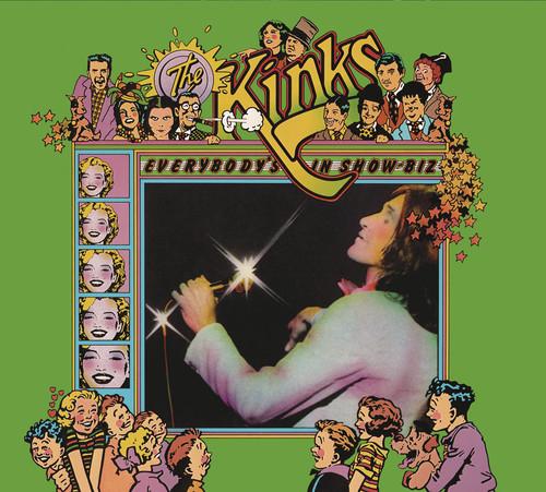 The Kinks-Everybody's In Show-biz