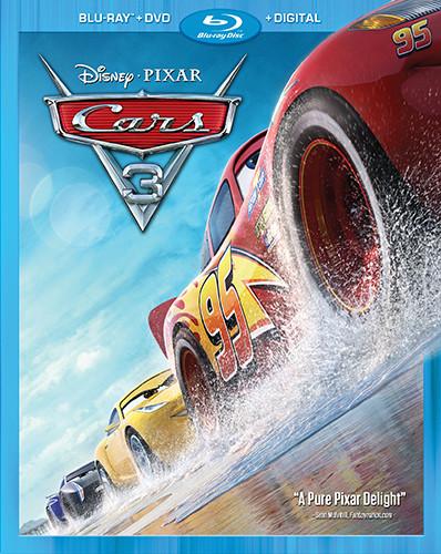 Cars 3 [Blu-ray/DVD]