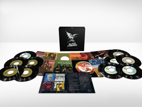 Supersonic Years: The Seventies Singles Boxset