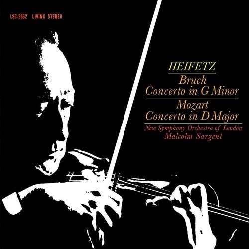 Bruch - Concerto In G Minor /  Mozart - Concerto in D Major