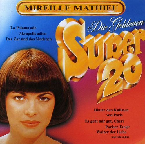 Die Goldenen Super 20 (Deutche Collection) [Import]