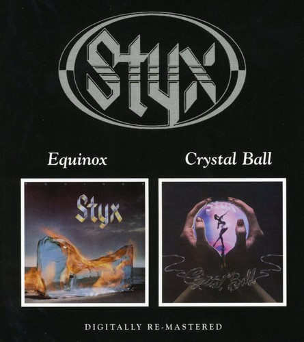 Equinox /  Crystal Ball [Import]