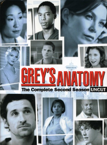 Grey's Anatomy: The Complete Second Season