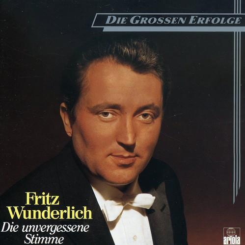 Fritz Wunderlich Die Unvergessene Stim