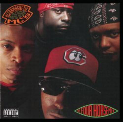 Ultramagnetic MC's-The Four Horsemen