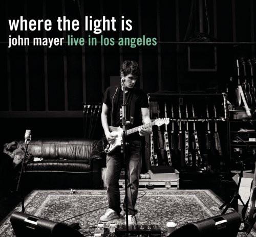 John Mayer-Where the Light Is: John Mayer Live in Los Angeles