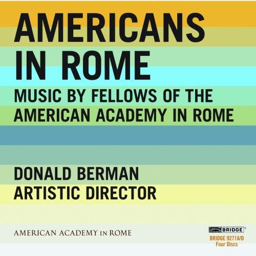 American in Rome /  Various