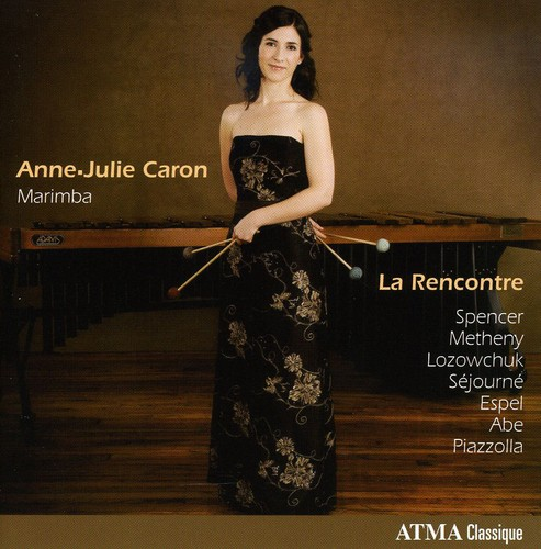 Le Rencontre: Contemporary Works for Marimba