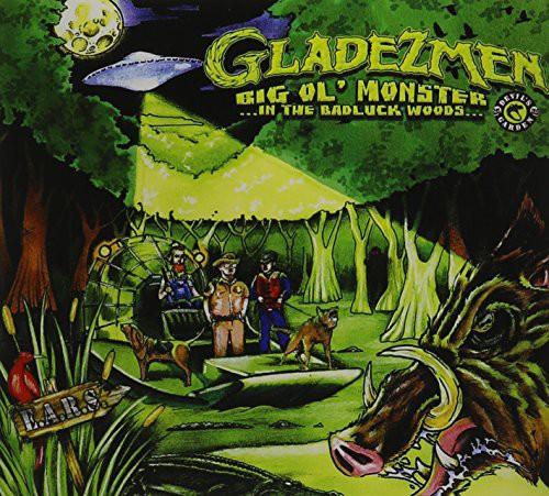 Big Ol Monster in the Badluck Woods