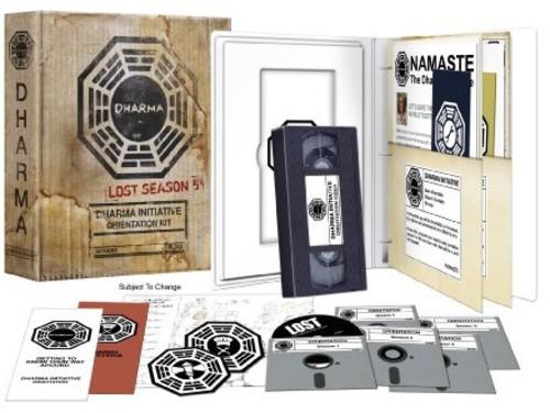 Lost: Comp Fifth Season - Dharma Initiative Kit