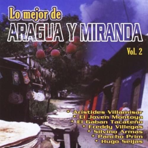 Lo Mejor de Aragua y Miranda Vol. 2 /  Various