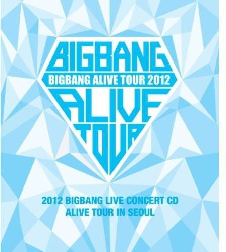 Alive Tour in Seoul: 2012 Bigbang Live Concert [Import]